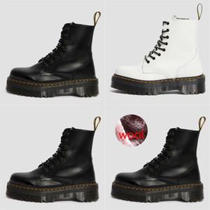 Новая осень зима Knight армии Мартин сапоги из натуральной кожи шнурка женщин Zipper Бедро-High Boots Martin Femininas Sexy Martin Boots # 663