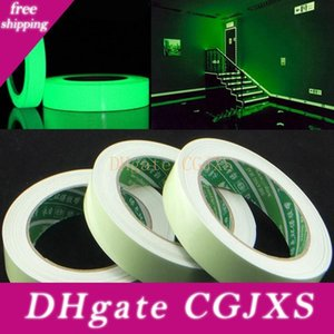 10mm Luminous Tape Self -Adhesive Warning Tape Night Vision Glow In Dark Safety Security Home Decoration Tapes