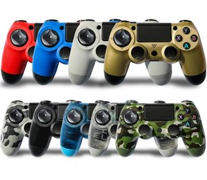 22 Color Bluetooth 4.0 Wireless DualShock Gamepad Remote Controller Playstation Play PS4 Sation Controller Joystick Gamepad for game