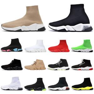 balenciaga sock socks 2020 en kaliteli ayakkabı hız eğitmenler erkek bağbozumu Graffiti gündelik ayakkabı kadın çorapları çizme étoile tripler platformu spor ayakkabıları womens