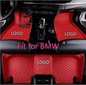BMW 1 2 3 4 5 7 Serisi X1 X3 X4 X5 X6 GT serisi Z4 su geçirmez yer paspası için Fit