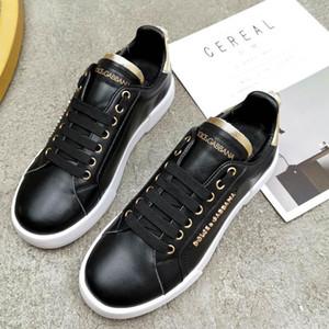 2020 neue Klasse klassische Art und Weise komfortable und luxuriöse Atmosphäre hohe Qualität breathable bequeme verschleißfesten lässig schwarze Paare Schuhe