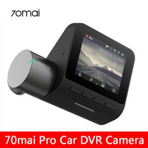 XIAOMI Youpin 70mai برو داش كاميرا ذكية السيارات DVR كاميرا 1944P داش كاميرا للرؤية الليلية واي فاي G-استشعار 140 زاوية واسعة السيارات مسجل فيديو