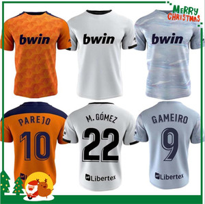 2020 2021 Home Away Soccer Jerseys 20 21 Erwachsene Männer + Kinder Kit Fußball Hemd