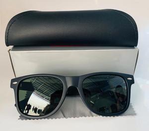 2020 Lunettes de soleil Hommes Femmes Marque Designer Retro lunettes UV400 lunettes de protection de dégradé Objectif De Sol avec la boîte et les cas