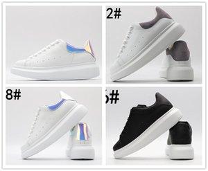 scarpe da uomo di conception de luxe femmes chaussures chaussures de sport de la plate-forme chaussures de sport PANIER PLATEFORME scarpe or MQ