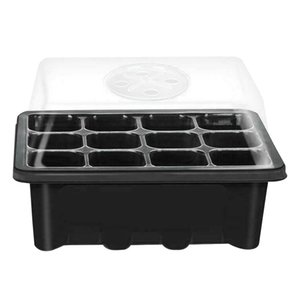 Easy Apply Seeds Planting Nursery Pot 12 Hole Thermal Insulation Succulent
