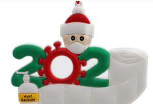 Home Garden Festive Party Supplies Christmas Tree Pendant 2020 Christmas Snowman Party arrangement christmas decorations 2020