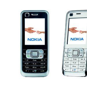 Original Desbloqueado Nokia 6120 classic telefone móvel 6120ci Symbian OS v9.2 Refurbishe