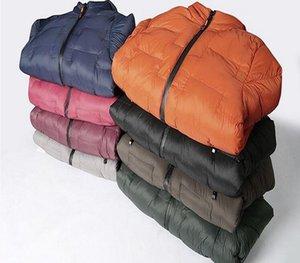 High Quality Winter Jacket Men Hooded Thick Warm Parka Casual Slim Down Mens Overcoat Warm Stripe Coat Velvet66