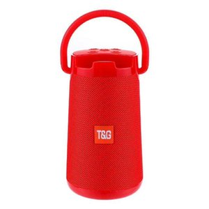 Беспроводной динамик портативный Bluetooth беспроводной динамик 360 градусов Двойной Horn водонепроницаемый спикер телефон кронштейн Ткань Громкоговоритель Box