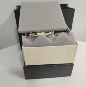 New Rose Rouge Produit Design Broche haute qualité en laiton Broche Femme Mode Bijoux Broche Cadeau Supply