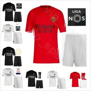 20 21 SL Benfica maglia da calcio Jersey di calcio JONAS JOAO Vinicio Camisola de futebol PIZZI Seferovic RAFA A.ALMEIDA Uomi bambini kit 2020 2021