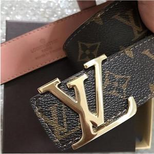 marchio di moda ceintures Cintura vera pelle de cinture progettista per uomo e donna casuale di affari festa di nozze amanti del regalo di lusso
