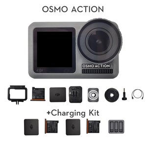 DJI Osmo Action camera dual screens Sport camera RockSteady stabilization Waterproof 8xSlow Motion original brand new in stock