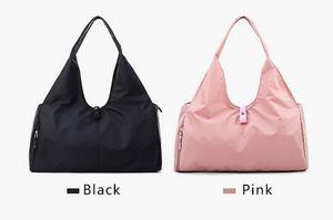 Las bolso Yoga LL Mochila bolsas de viaje al aire libre Deportes de la escuela adolescente 5 colores