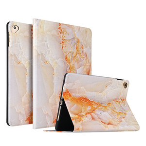 Custodia tavoletta di marmo in pelle universale da 7 pollici-10 pollici per ipad air pro mini1 2 3 4 5 Coperchio Asus Acer Tablet protezione