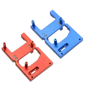 Aluminum alloy Servo Fixed Mount Bracket For Wpl C24 C14 B16 B36 1 16 RC Car MN D90 99s Upgrade Metal Spare Parts