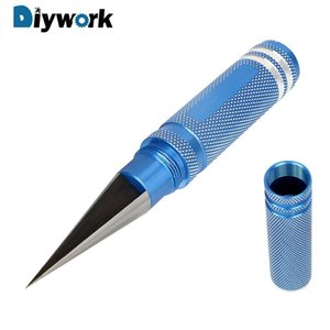 DIYWORK 0-14mm Edge Reamer practical Tool Professional Reaming Knife Drill Tool Cut Through Car And Helix Body