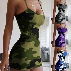 11 Cor S-5XL Mulheres Spaghetti Strap Bodycon Mini Vestido Sexy Club Party vestidos vestir 56167090967229
