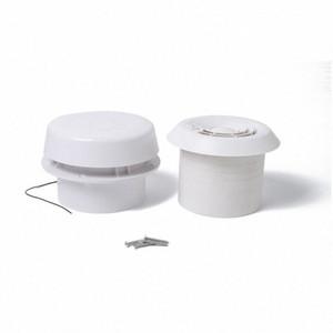 Trailer tetto Air Ventilation rotonda sfogo per camper Caravan mini ventilatore dello sfiato con basso rumore e forte vento 12V l9R4 #