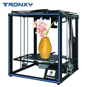TRONXY X5SA PRO 24V 3D-Drucker Titan Extruder TUP PLA Druck Auto 3D Ducker Nivellierung 330 * 330 * 400mm