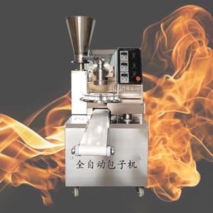 Gewerbe Automatische Gedämpfte Stuffing Brötchen Maschine Gefüllte Brötchen-Hersteller Momo Baozi Füllung Making Machine für Kantinen