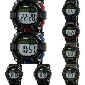 время голос гель Time красота Мужчины уличная Спорт на открытом воздухе Электронные спортивные электронные часы персонализированные модные многофункциональные часы