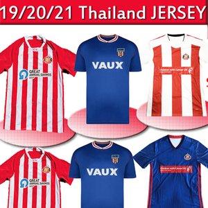2020 2021 Sunderland fútbol jerseys Honeyman 19 20 21 1990 retro WEMBLEY MAJA Gooch camisetas de MAGUIRE WYKE maillots de pie Tailandia