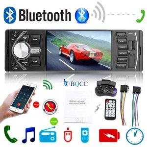 "4.1"" Autoradio Radio Coche MP3 Bluetooth Manos Libres Car USB SD AUX 1DIN ISO Car Radio RC + CAM"