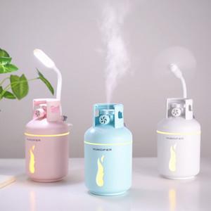 oficina tanque de gasolina USB mascota niñas en casa habitación de aire desinfección de silencio humidificador purificador linda libre de DHL
