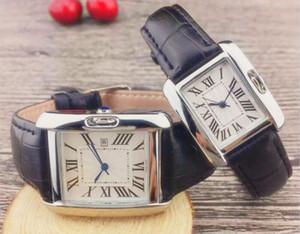 Alta calidad del diseñador de la nueva manera vestido de relojes de lujo Diseño Hombres Mujeres de cuarzo Casual reloj reloj de cuarzo Montres de lujo para damas