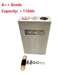 4 шт. / Лот LET LFP аккумулятор CA100 3.2V 100AH клетки 12V LifePO4 аккумулятор с BMS для EV, автомобилей, солнечных