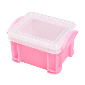 1PC Simple Pink Gift Boxes Wedding Birthday Candy Packing Box Party Favors Cracker Ring Earrings Jewelry Case Bridesmaid Gift