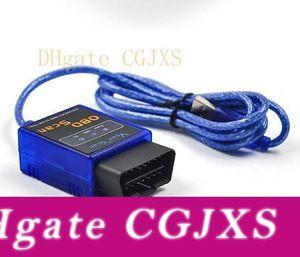 Mini Elm327 Mini Usb Elm 327 Obd balayage Elm327 Vgate Obd PC Scan Interface USB Support Tous Obd -Ii Obd2