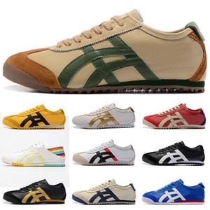 2020 Asic Onitsuka Tiger Running Shoes Womens Bruce Mens lee vermelho branco confortável apartamento Athletic Trainers Outdoor Sports Sapatilhas 36-44