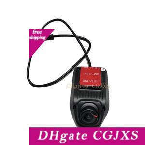 Toopai Araba Monitör USB Araç Dvr Dijital Video Kaydedici Ön USB Kamera CMOS Hd İçin Android 9 0,0 Android 8 0,1 8 0,0 Dvd GPS
