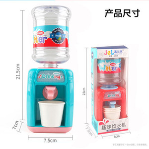 Play house toy Mini fun water dispenser for kid toys 2020 sell gift of the kid