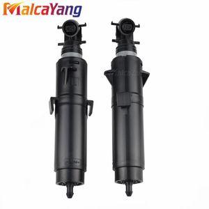 X5 F15 X6 F16 X5M F85 X6M 2012-2020 Araç Tampon Far Far Spray Nozul Yıkayıcı Çalıştırıcı 61677292657 61677292658 İçin