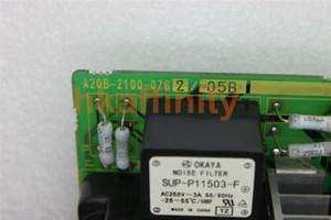 A20B 2100-0762 Fanuc Güç Sürücü Yönetim Kurulu A20B21000762% 100 test edilmiştir