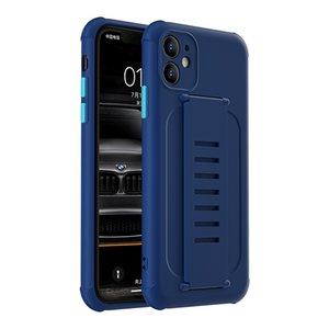 Pour Samsung Note 20 S20 Ultra S10 plus Sacs gonflables Anti Scratch No 360 ° Fingerprints Protection souple Phone Case Cover