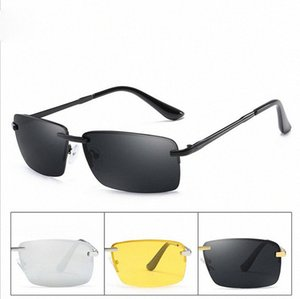 2019 Mens occhiali da sole polarizzati per gli sport outdoor guida Occhiali da sole uomini della struttura del metallo di vetro di Sun Tifosi Cheap Sunglasses Occhiali Q2Ii #