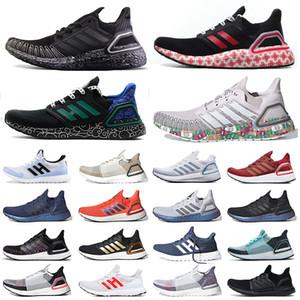 Adidas ultra boost 19 Scarpe da tennis delle donne degli uomini Betrue Designer Triple Black White Primeknit Oreo CNY Ultraboost 4,0 5,0 Sneakers Sport Trainers