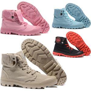 2020 Warm Boots Winter Schnee Stiefel wasserdicht isolierte Wanderschuhe Camo Rot Weiß Schwarz Männer und Frauen beugen Knie Stiefel Damen