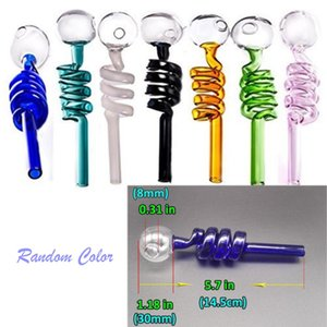 glass muse glass dabber for glass smoking bong clear.green.blue dabbers water pipe oil rig