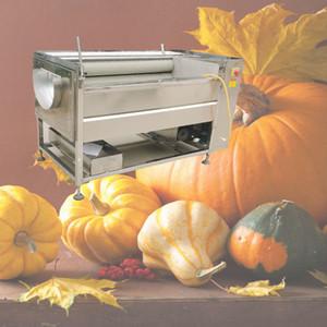 2020 brosse rouleau de pommes de terre gingembre nettoyage nettoyage de nettoyage épluchant la machine carotte éplucheuse machine machine fraîche gingembre machine à laver