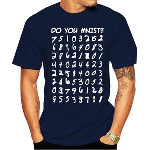 Sommer Lustig Print Do You Mnist Computer Data Science Learning-T-Shirt Männer Frauen Spitzen T 100% Baumwolle T-Shirts