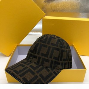 2020 high-end baseball designer cap Unisex can wear four seasons fashion handsome letter docking badge high quality