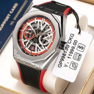 Alemanha Bugatti 2019 New oco analógico relógio automático RM europeus e americanos Assista Mens suíço importados famosa marca