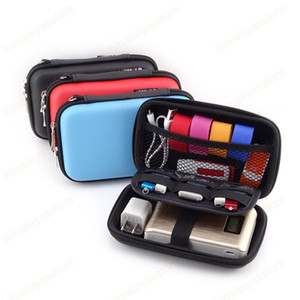 Fashion Travel Digital Storage Bag USB Data Cable Sorting Charger Headphone Pouch Case Earphone Wire Bag Hard Flash Drive Carry